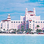 The Don Cesar Beach Resort - Tampa, Florida Hotel